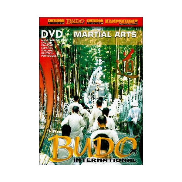Documentaire sur les Arts Martiaux - Budo International