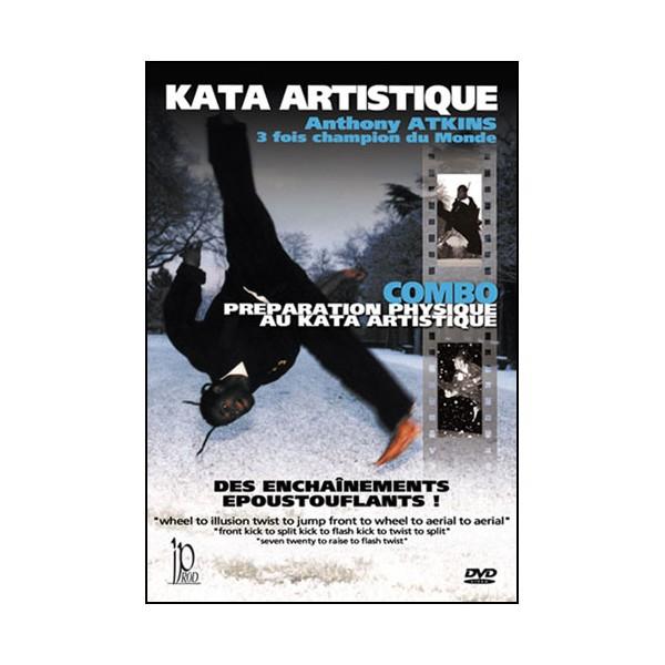 Kata artistique, Combo et préparation physique - Anthony Atkins