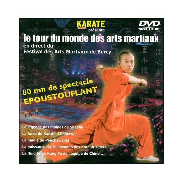 Le Tour du Monde des Arts Martiaux (Bercy)