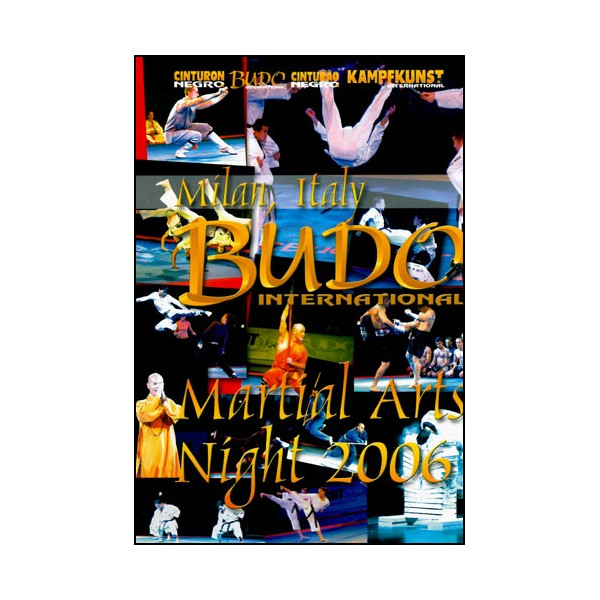 Martial Arts Night 2006, Milan Italy - Budo International