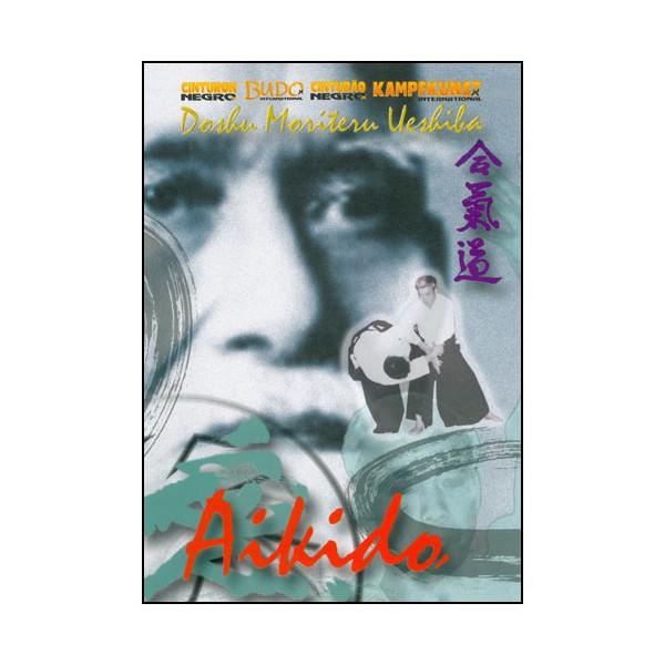 Aikido, stage & interview - Doshu Moriteru Ueshiba