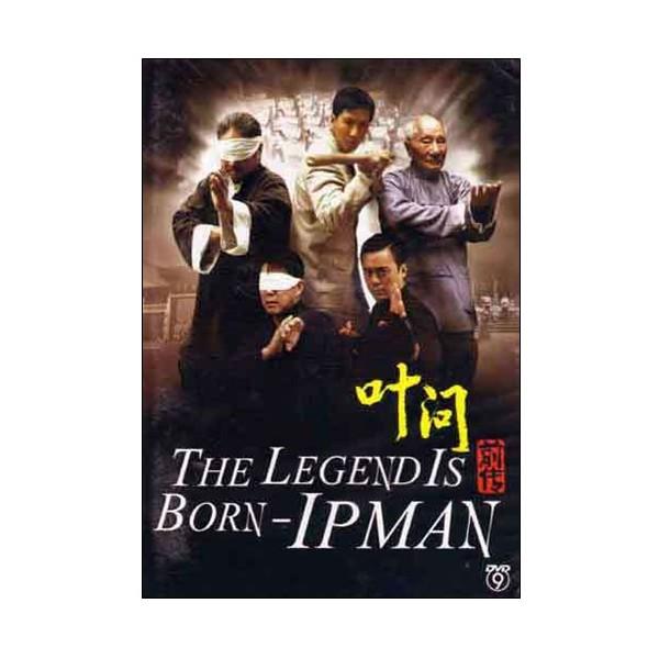 Ip Man zero : the legend is born vol.3  (angl) -film biographique