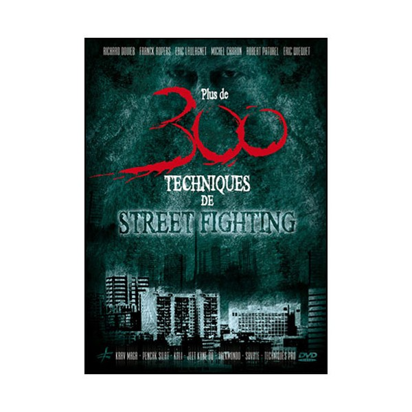 Coffret 300, techniques & street fighting (dvd.90 -dvd.92- dvd.94)