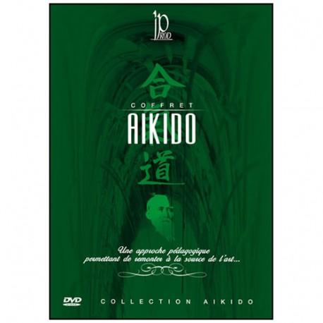 Coffret Aikido (dvd.03- dvd.36- dvd.51)