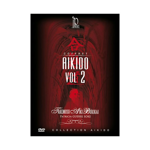 Coffret Aikido Vol.2 (dvd.158- dvd.175- dvd.182)