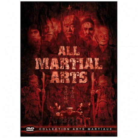Coffret All Martial Arts (dvd.178-dvd.120-dvd.03)