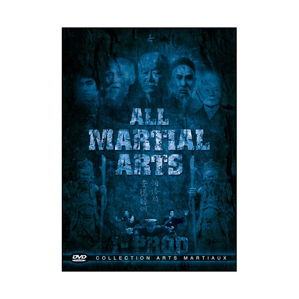 Coffret All Martial Arts (dvd.86-dvd.177-dvd.65)