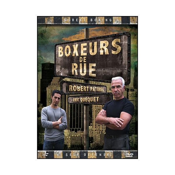 Coffret Boxeurs de rue (dvd.108 -dvd.220 -dvd.249)