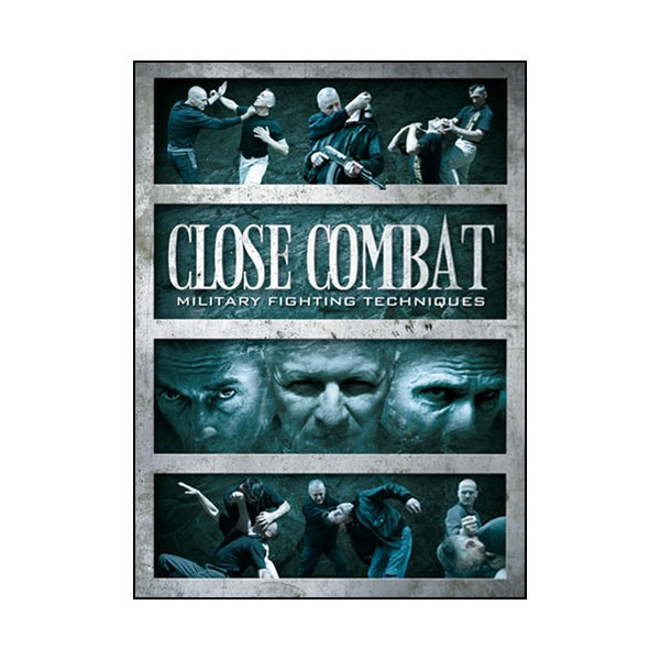 Coffret Close Combat (dvd.234 -dvd.235 -dvd.240)