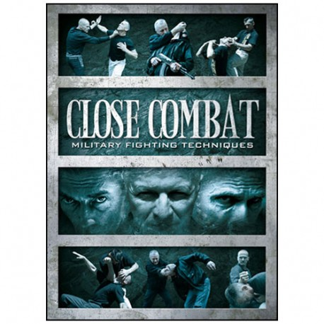 Coffret Close Combat (dvd.234 -dvd.235 -dvd.240)