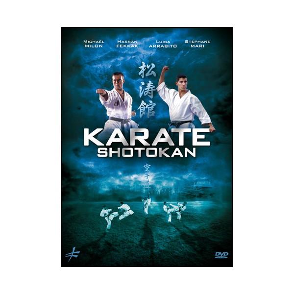 Coffret Karaté Shotokan (dvd001-002-199)