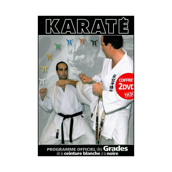 Coffret Karaté passage de grades (2 DVD) - Biamonti, Bardreau