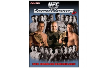 The Ultimate Fighter 2 (pack 5 DVD)