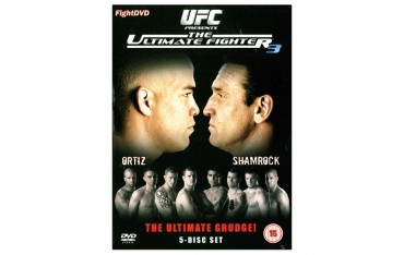 The Ultimate Fighter 3 (pack 5 DVD )