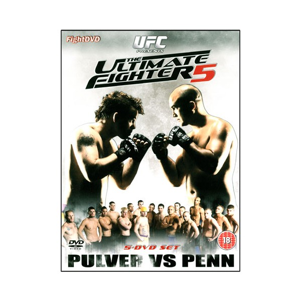 The Ultimate Fighter 5 (pack 5 DVD)