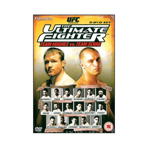 The Ultimate Fighter 6 (pack 5 DVD)