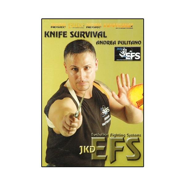 J.K.D. Evolution Fighting System, knife survival - Andrea Pulitano
