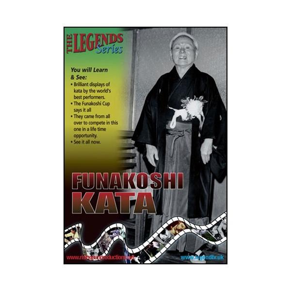 1st Funakoshi Invitational Championship Kata