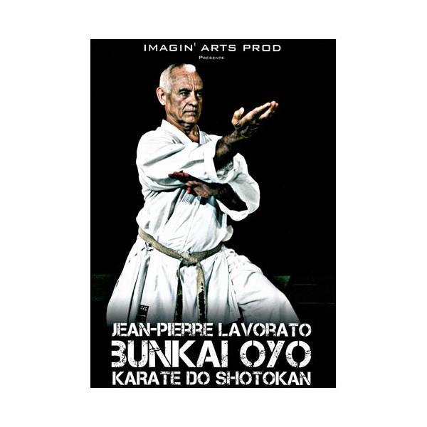 Bunkai Oyo kté shotokan - Jean Pierre Lavorato