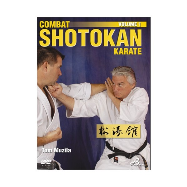 Combat Shotokan Karate vol.1 - Tom Muzila (angl)