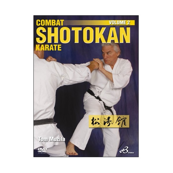Combat Shotokan Karate vol.2 - Tom Muzila (angl)