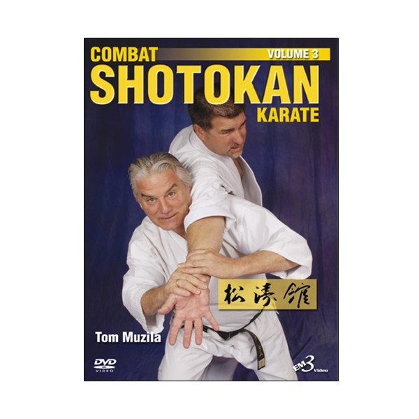 Combat Shotokan Karate vol.3 - Tom Muzila (angl)
