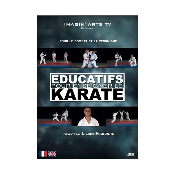 Educatifs pour enseigner le Karaté - Lilian Froidure