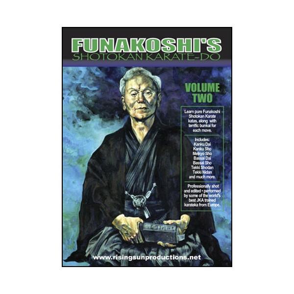 Funakoshi Shotokan Vol.2