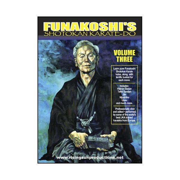 Funakoshi Shotokan Vol.3