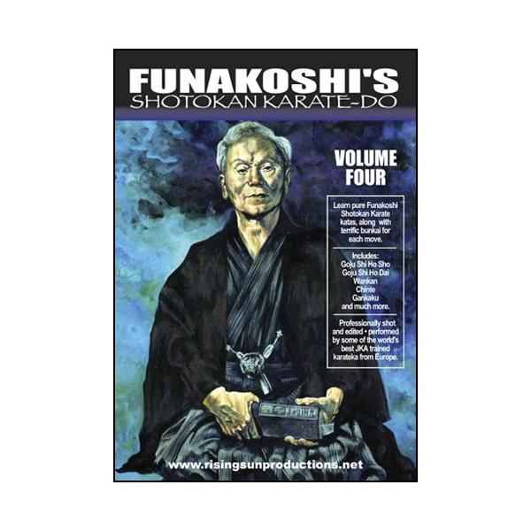 Funakoshi Shotokan Vol.4