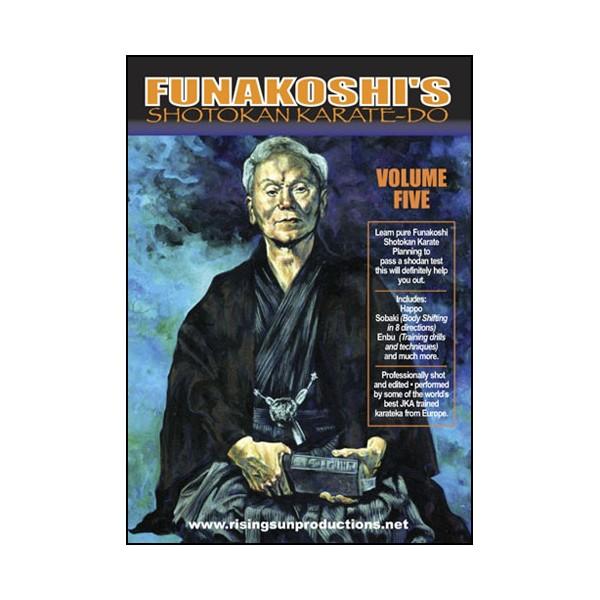 Funakoshi Shotokan Vol.5