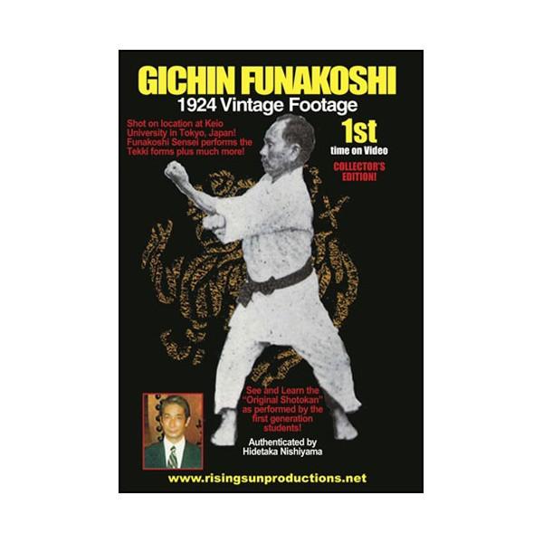 Gichin Funakoshi 1924