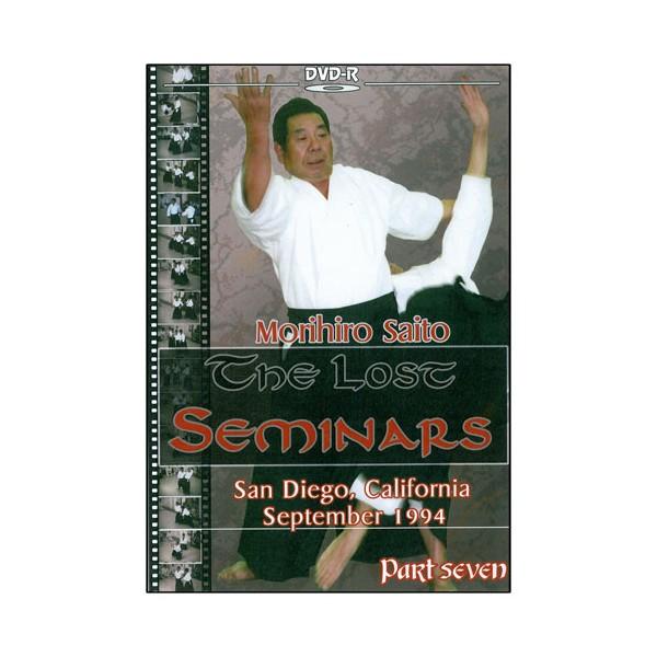 The Lost Seminars Part.7 - Morihiro Saito