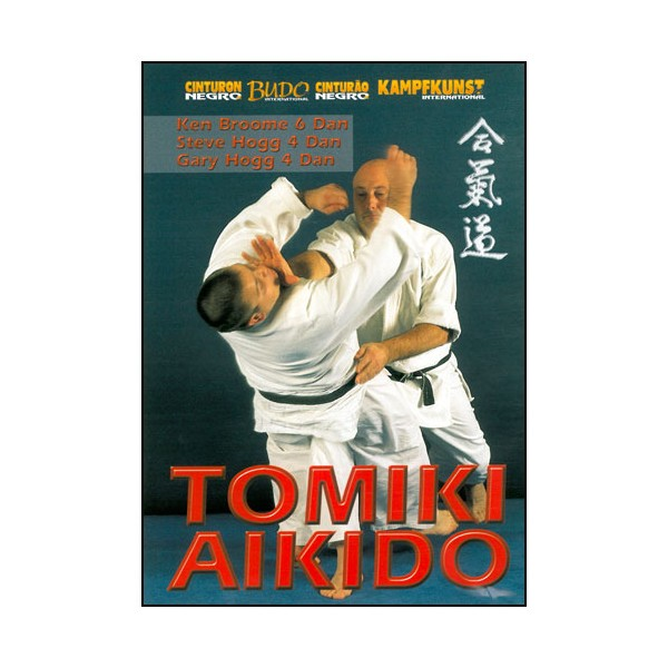 Tomiki Aikido - K. Broome / S. & G. Hogg