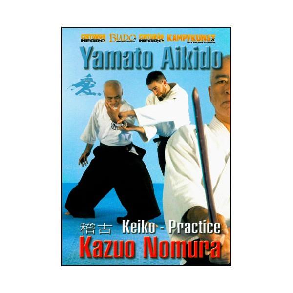 Yamato Aikido keiko practicei - Kazu Nomura