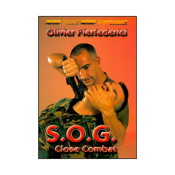S.O.G. Close Combat Vol.2 - Olivier Pierfederici