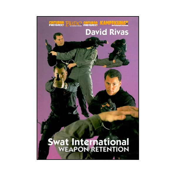 Swat International, weapon retention - David Rivas