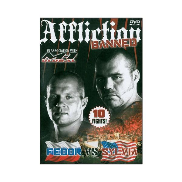 Affliction 1 - Fedor vs Sylvia