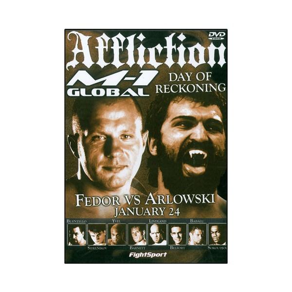 Affliction 2 - Fedor vs Arlowski