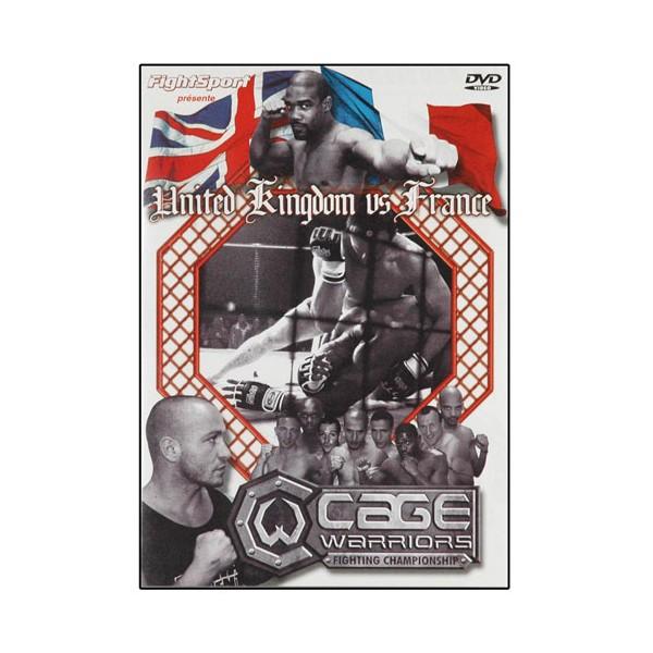 Cage Warriors, France vs UK
