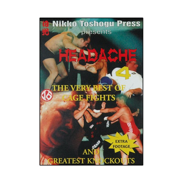 Headache 4 - Very Best Of Cage Fights