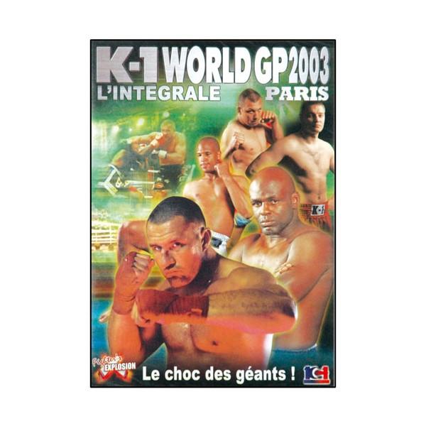 K-1 World GP Paris 2003
