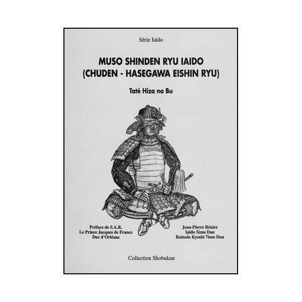 Muso Shinden Ryu Iaïdo - Jean-Pierre Reniez