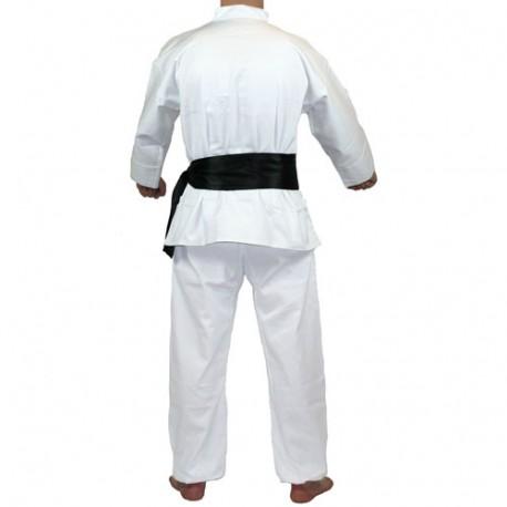 Tenue classique KUNG-FU & TAICHI, T 6/200 - 35%coton/65%poly BLANC