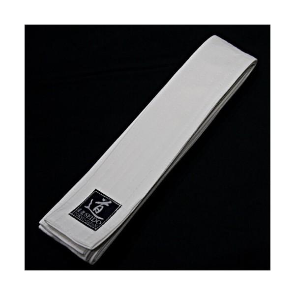 OBI Coton, 6,3 cm de large, longueur 350, BLANC - Japon