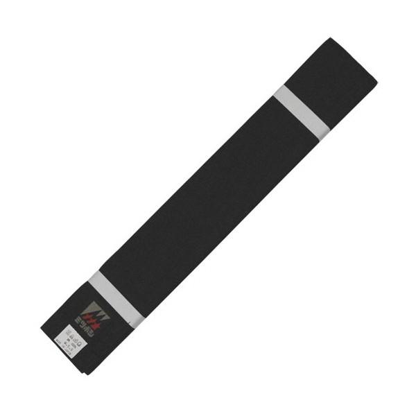 OBI Coton, 8 cm de large, longueur 400, NOIR - Japon