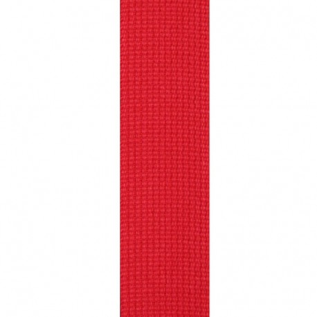 Ceinture sangle JUDO enfant - ROUGE