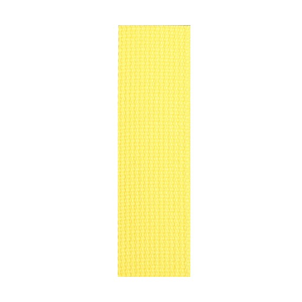 Ceinture sangle JUDO adulte - JAUNE