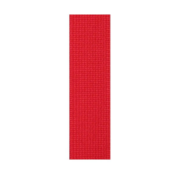 Ceinture sangle JUDO adulte - ROUGE