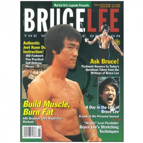 Bruce Lee way of the dragon Vol.1 (magazine anglais)